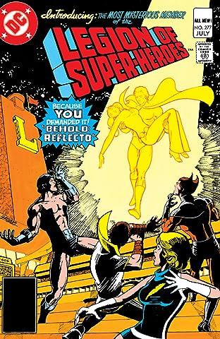Legion of Super-Heroes (1980-1985) #277