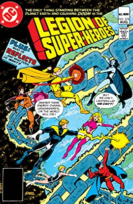 Legion of Super-Heroes (1980-1985) #278