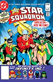 All-Star Squadron (1981-1987) #26
