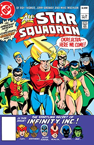 All-Star Squadron (1981-1987) #26
