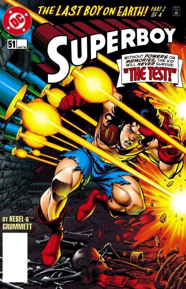 Superboy (1994-2002) #51