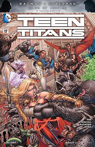 Teen Titans (2014-2016) #17