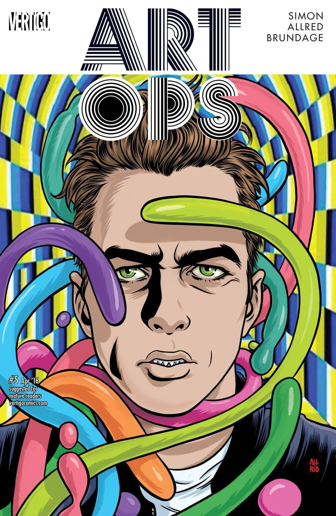 Art Ops (2015-2016) #5