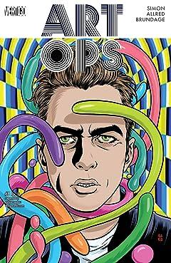 Art Ops (2015-2016) No.5