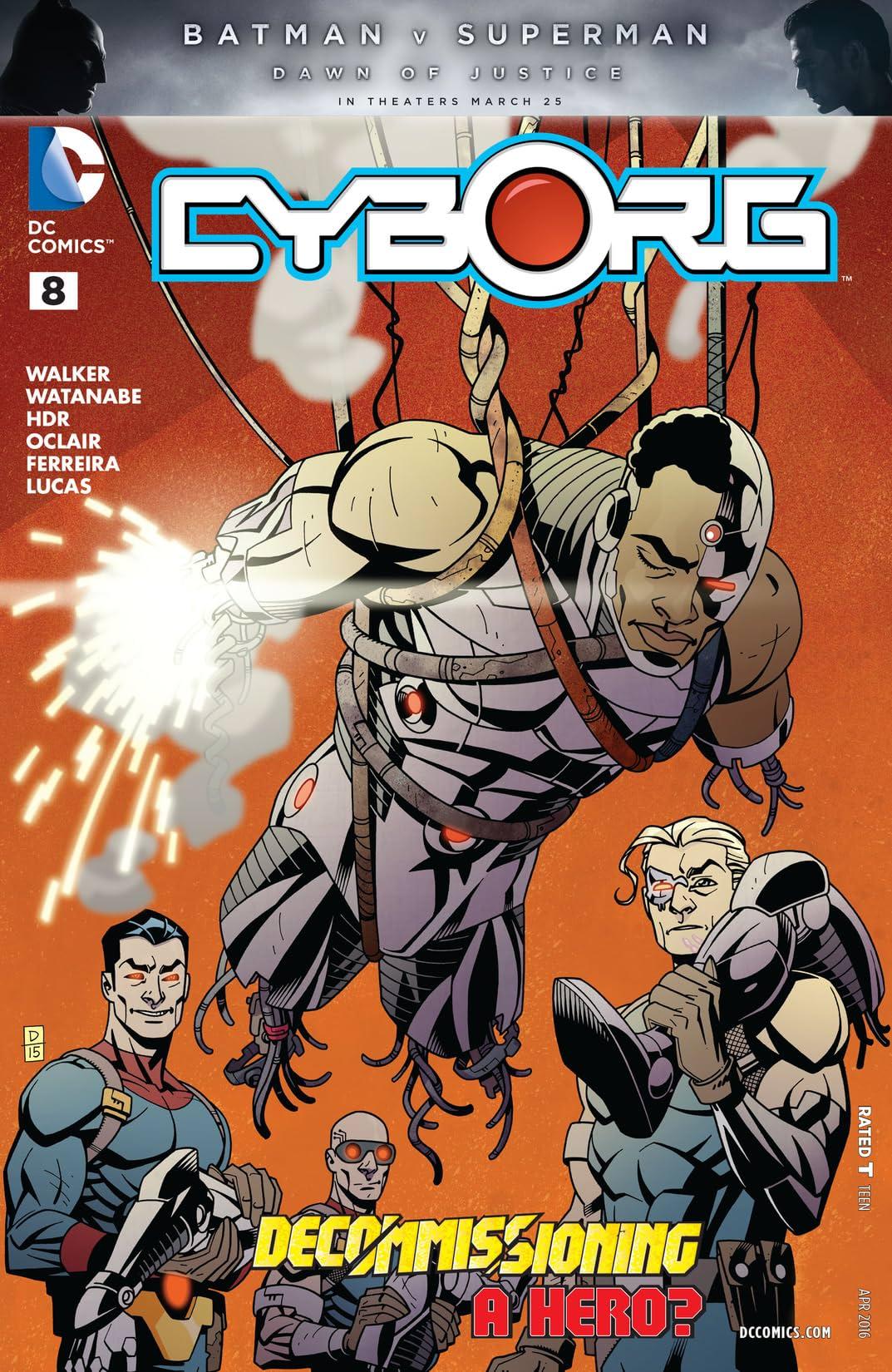 Cyborg (2015-2016) #8