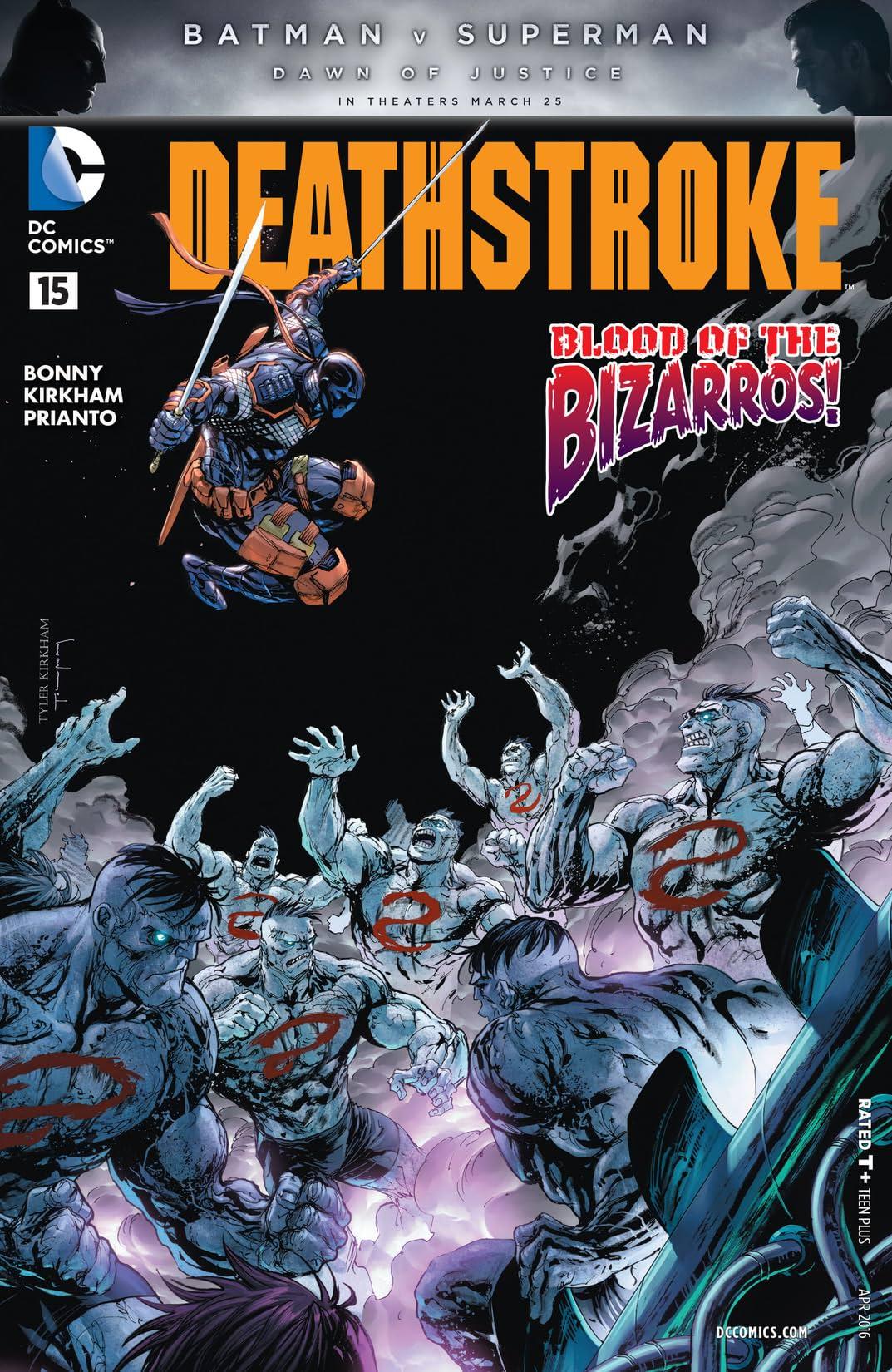 Deathstroke (2014-2016) #15