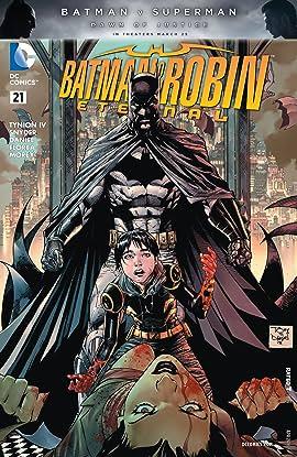 Batman & Robin Eternal (2015-2016) #21