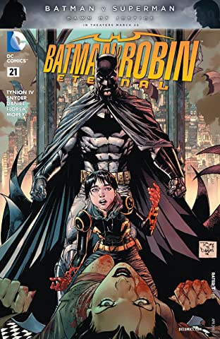 Batman & Robin Eternal (2015-2016) #21