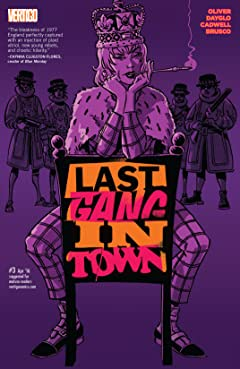 Last Gang in Town (2015-2016) No.3