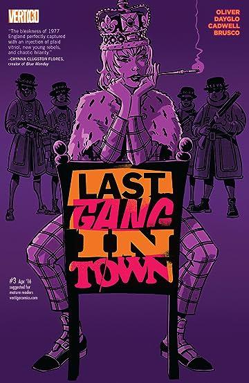 Last Gang in Town (2015-2016) #3