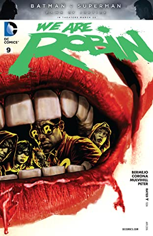 We Are Robin (2015-) #9