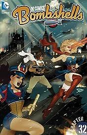 DC Comics: Bombshells (2015-2017) #32