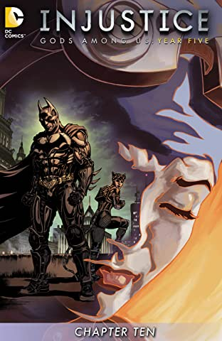 Injustice: Gods Among Us: Year Five (2015-2016) #10