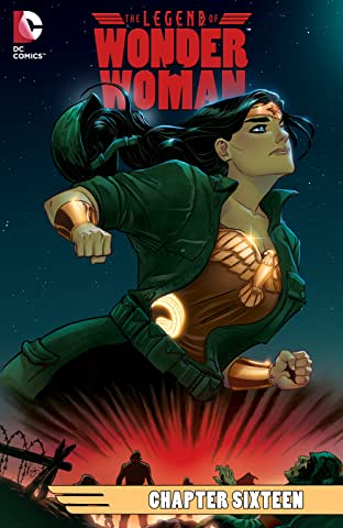 The Legend of Wonder Woman (2015-2016) #16