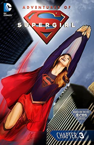 The Adventures of Supergirl (2016) #3