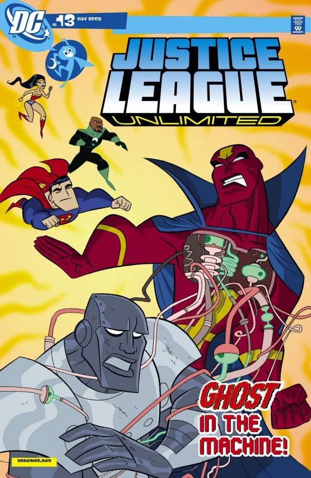 Justice League Unlimited #13