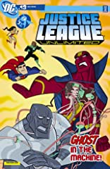 Justice League Unlimited #13