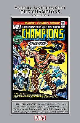 Champions Masterworks Vol. 1