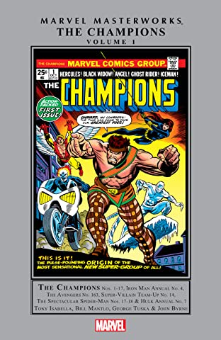 Champions Masterworks Tome 1