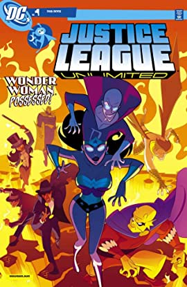 Justice League Unlimited #14