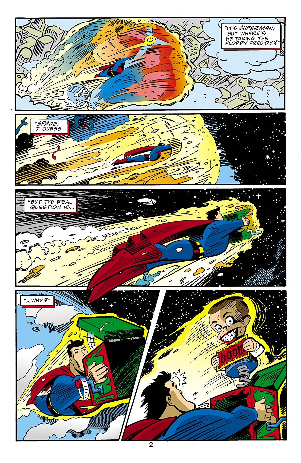 Superman Adventures (1996-2002) #46