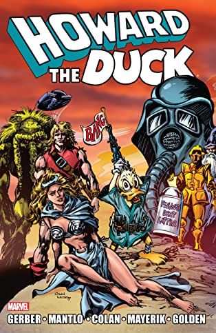 Howard The Duck: The Complete Collection COMIC_VOLUME_ABBREVIATION 2
