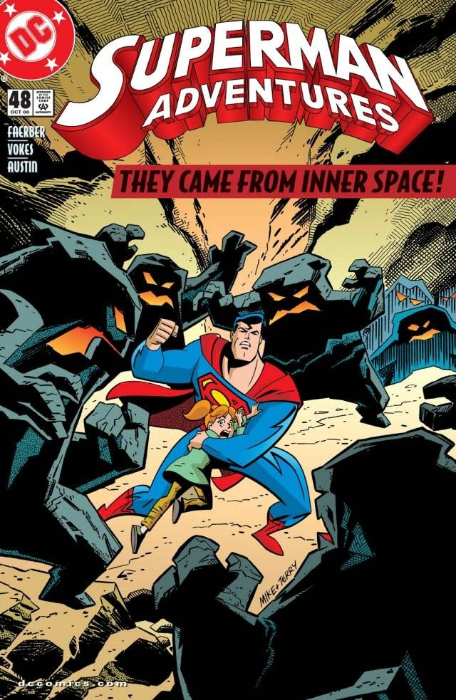 Superman Adventures (1996-2002) #48