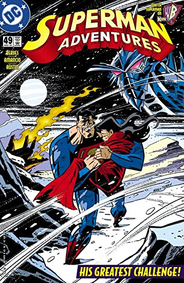 Superman Adventures (1996-2002) #49