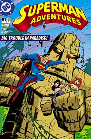 Superman Adventures (1996-2002) #51