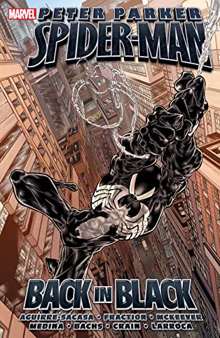 Peter Parker, Spider-Man: Back In Black