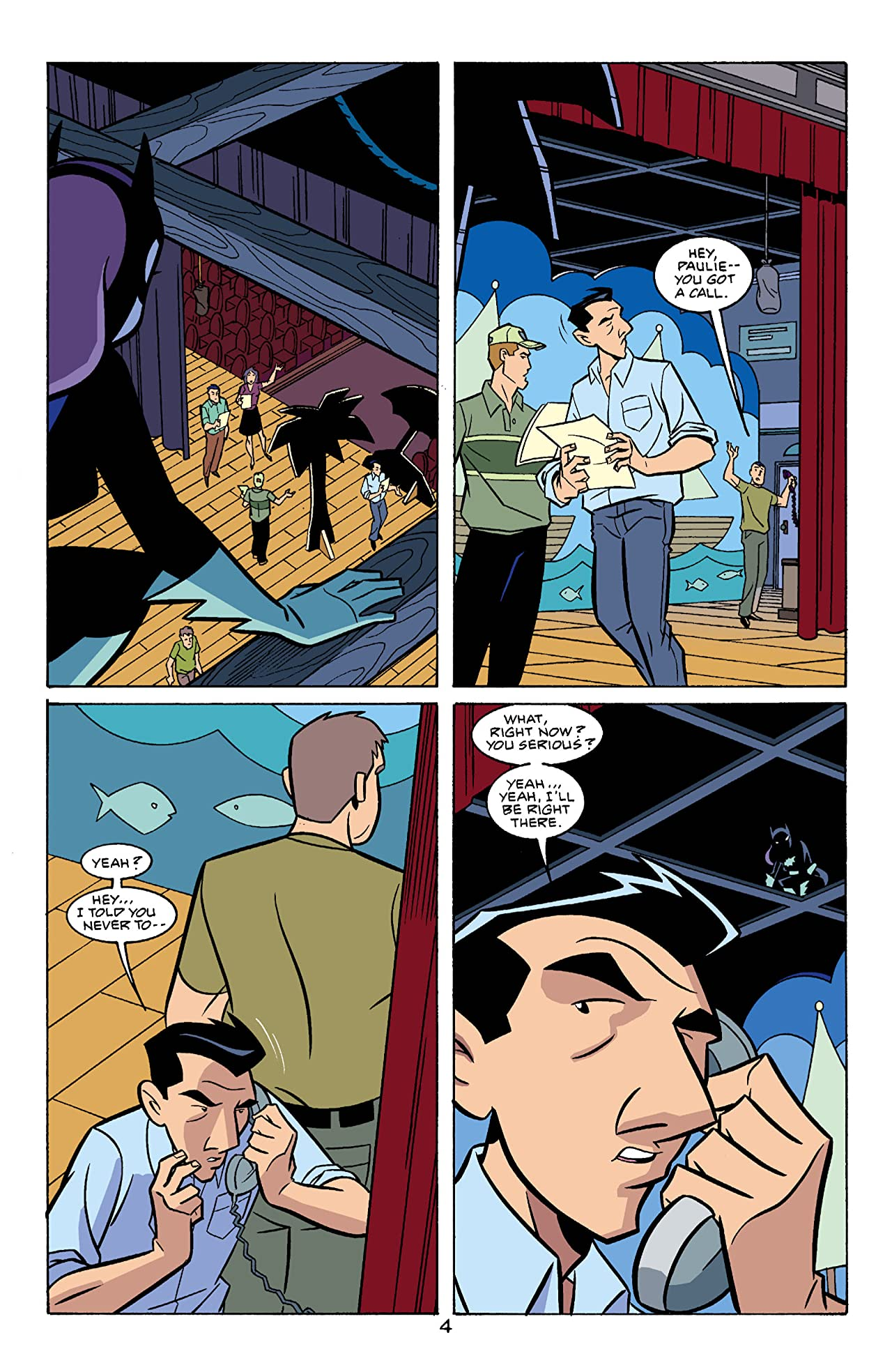 Batman: Gotham Adventures #39