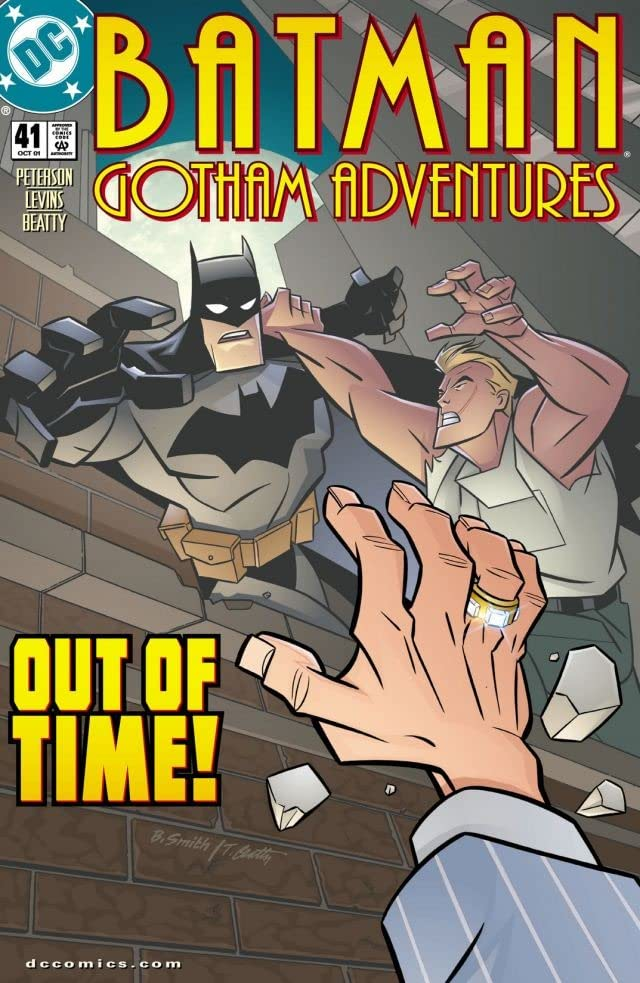 Batman: Gotham Adventures #41