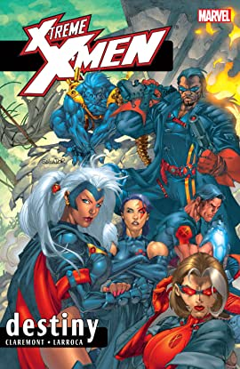 X-Treme X-Men Vol. 1: Destiny