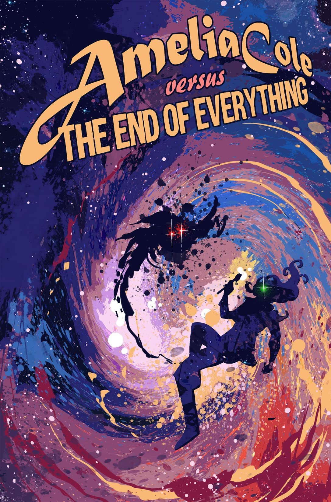 Amelia Cole #26: The End of Everything Part 2