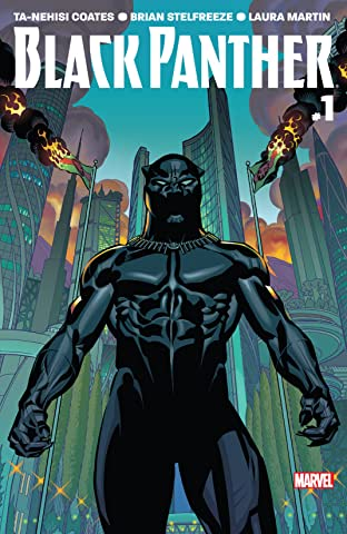 Black Panther (2016-2018) No.1