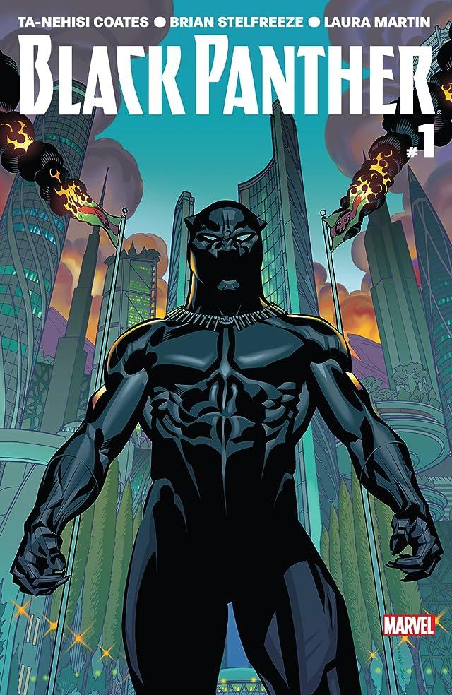 Black Panther (2016-) #1