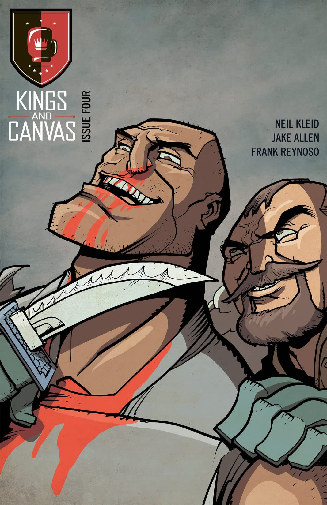 Kings and Canvas #4