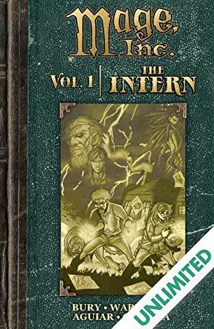 Mage, Inc. Vol. 1: The Intern