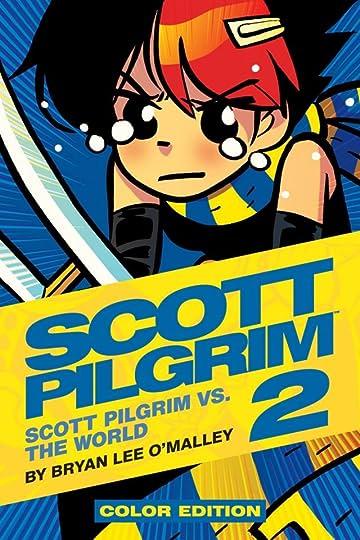 Scott Pilgrim Vol. 2: Scott Pilgrim vs. the World - Color Edition Preview