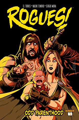 Rogues! Vol. 4 #1