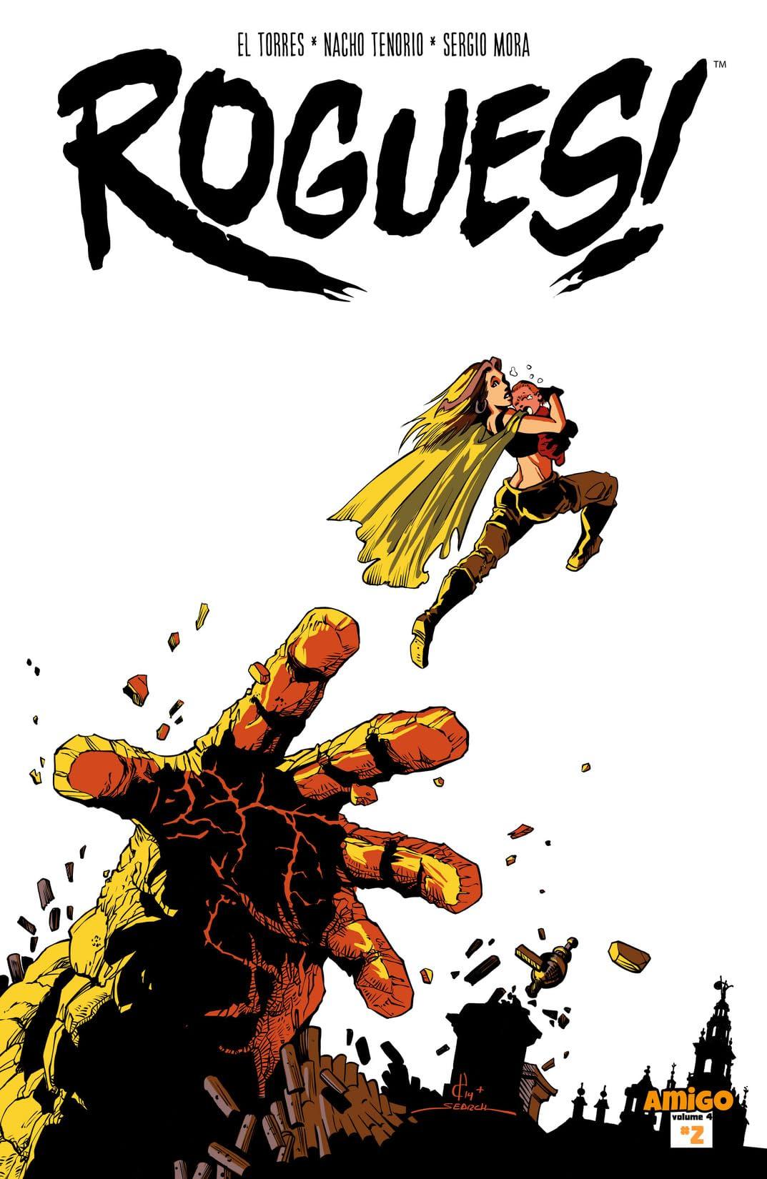 Rogues! Vol. 4 #2