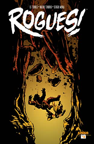 Rogues! Vol. 4 #4