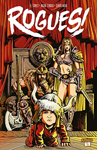 Rogues! Vol. 4 #5