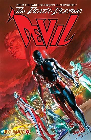 The Death-Defying Devil #4