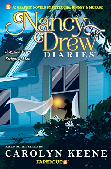 Nancy Drew Diaries Vol. 7: Doggone Town/Sleight of Dan