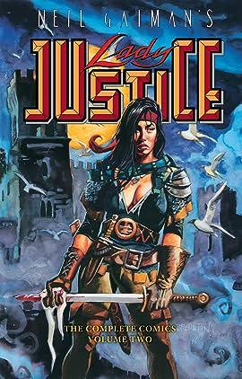 Neil Gaiman's Lady Justice Vol. 2