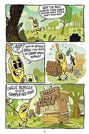 Pig Goat Banana Cricket Vol. 1: Orgle Borgle Selfie Simple-Dee-Doo!