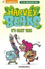 Harvey Beaks Vol. 2: It's Crazy Time