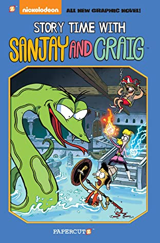 Sanjay and Craig Vol. 3: Story Time with Sanjay and Craig