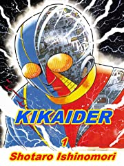 Kikaider Vol. 1: Preview